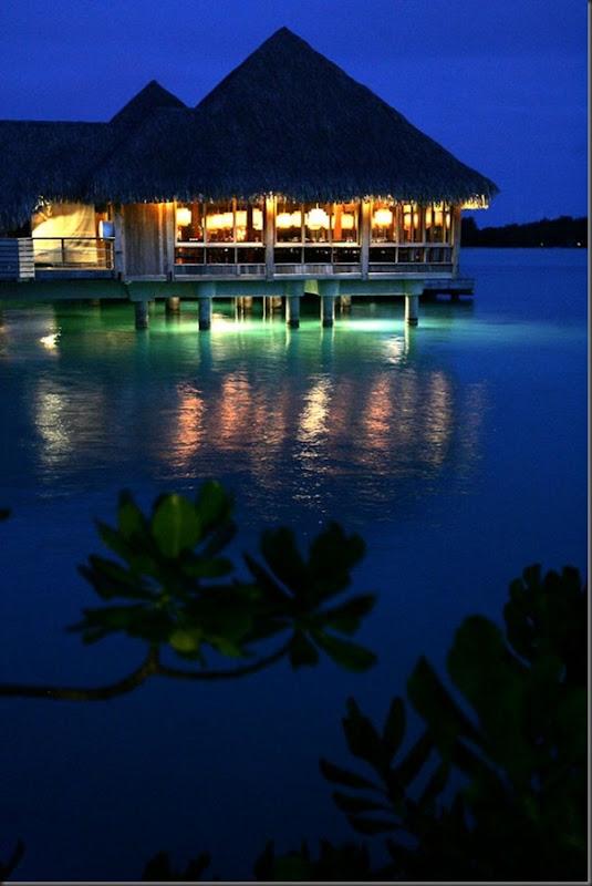 O Paraíso na Terra Bora Bora (8)
