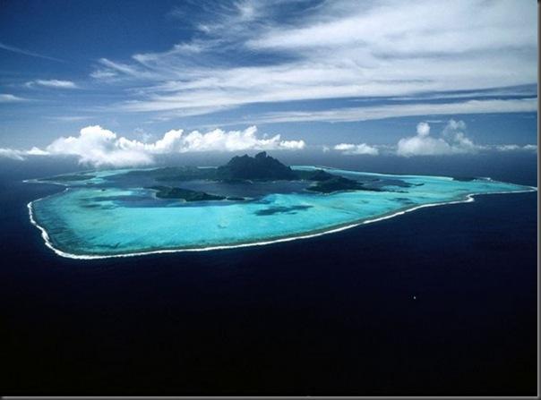 O Paraíso na Terra Bora Bora