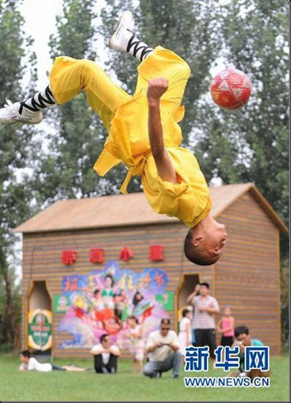 Futebol arte marcial (6)