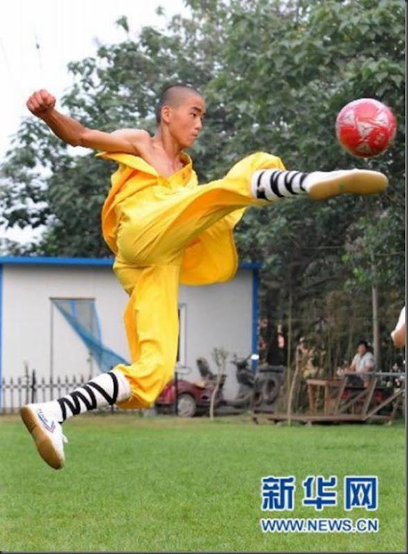 Futebol arte marcial (5)