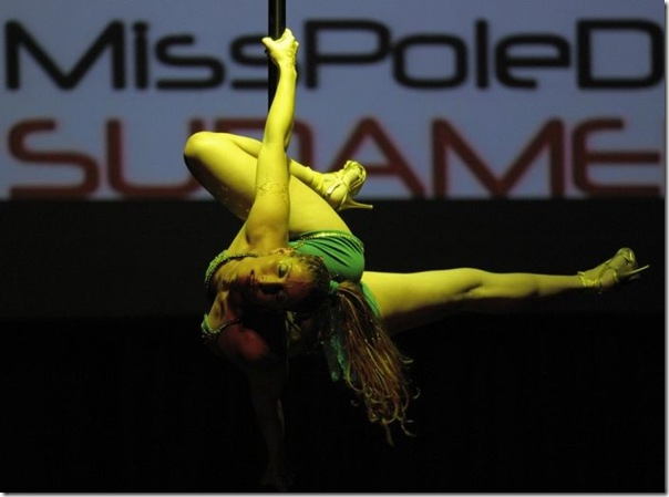 Miss Pole Dance na america do sul (6)