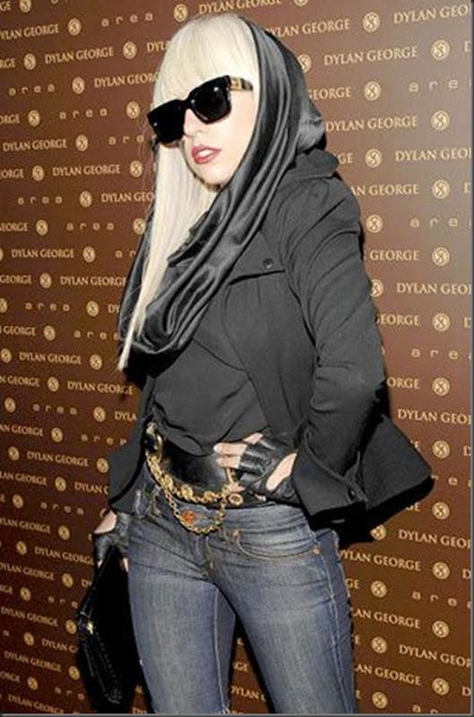 Lady Gaga dia a dia (6)