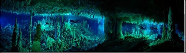 Lindas imagens de cavernas nas Bahamas (12)