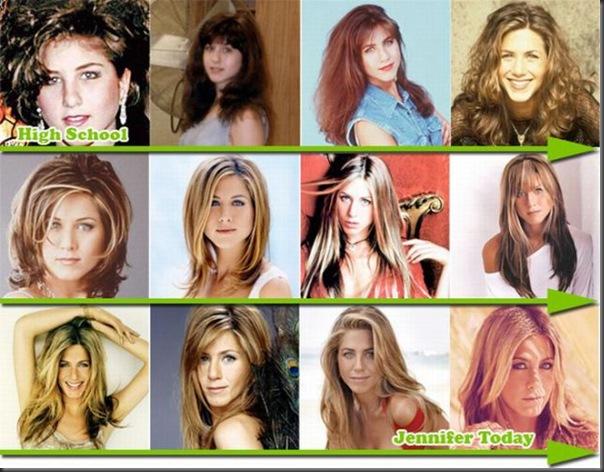 Mudança no estilo de cabelo dos famosos (4)