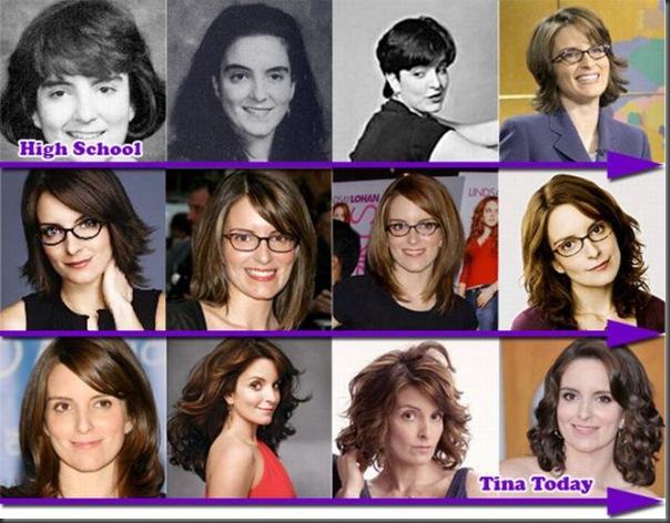 Mudança no estilo de cabelo dos famosos (2)