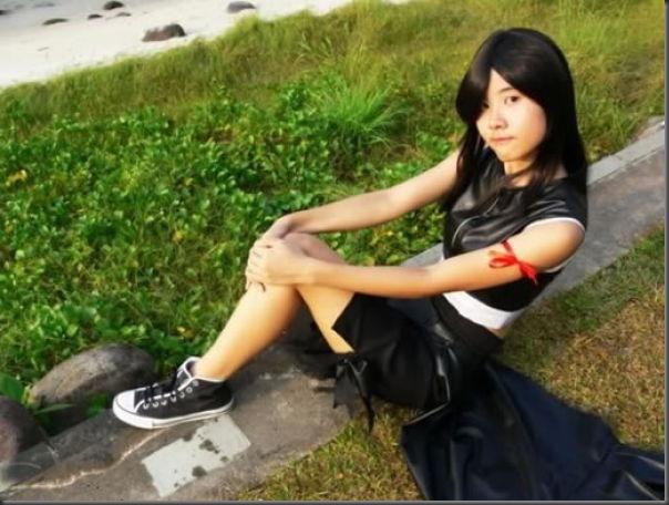 Os melhores cosplays de Tifa Lockheart de Final Fantasy VII (8)