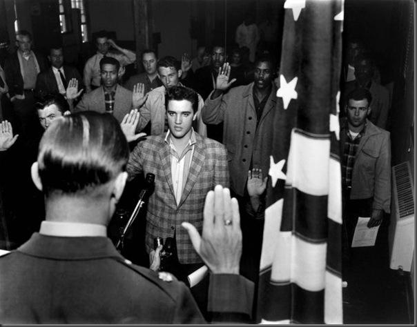 Fotos raras de Elvis Presley (8)