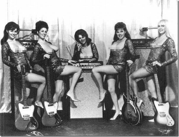 Garotas roqueiras do passado (4)