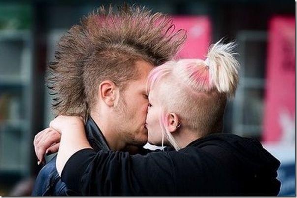 Os punks também amam (10)