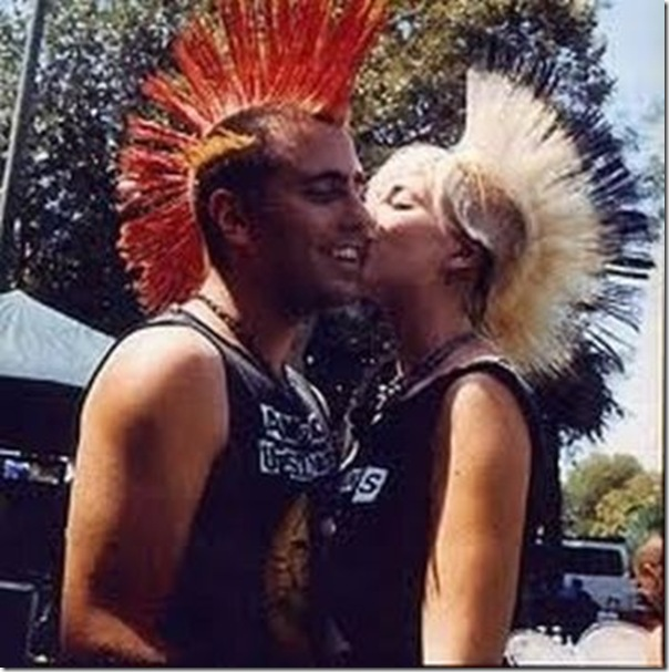 Os punks também amam (7)