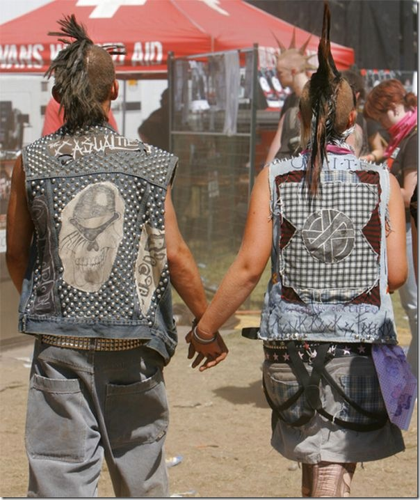 Os punks também amam (4)