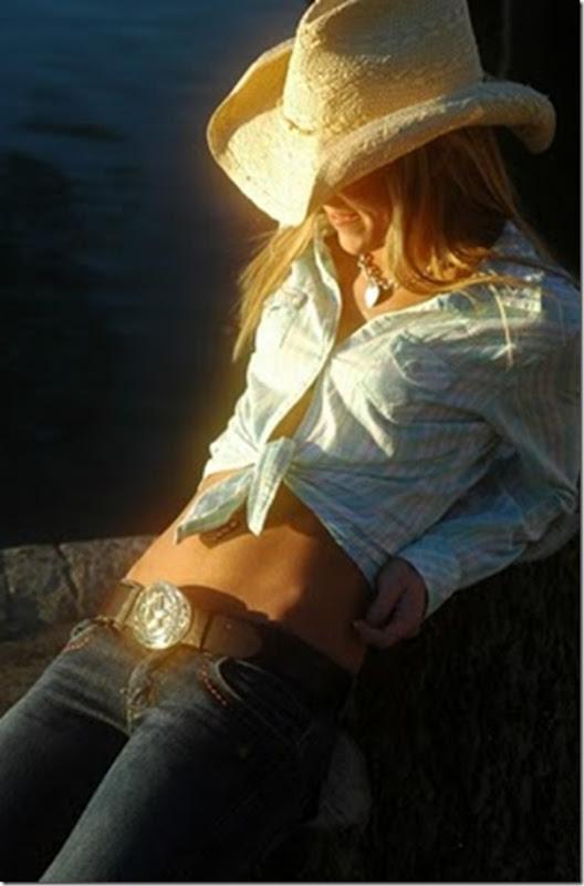 Belíssimas Cowgirls