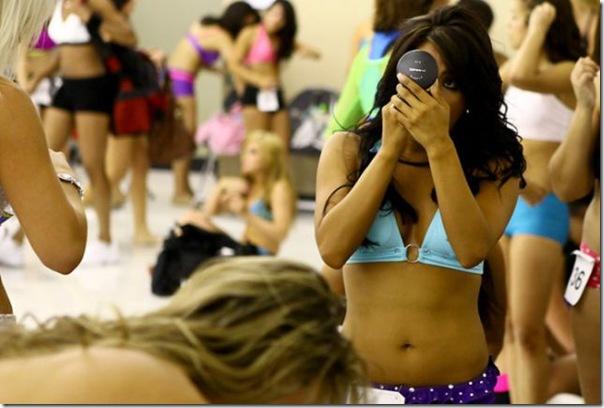 Treinamento e seleção das Cheerleaders (22)
