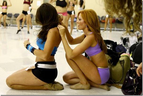 Treinamento e seleção das Cheerleaders (21)