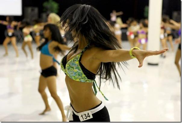Treinamento e seleção das Cheerleaders (29)