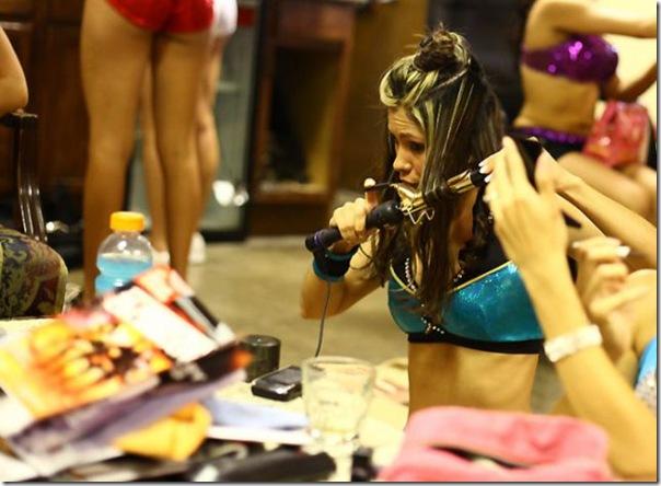 Treinamento e seleção das Cheerleaders (1)