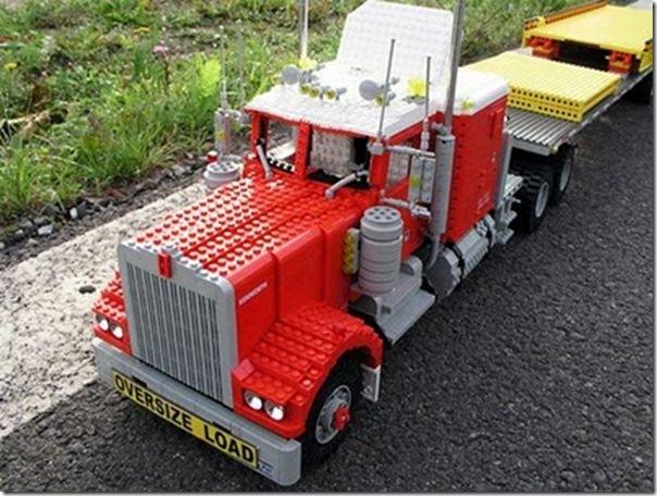 Caminhões em lego (11)