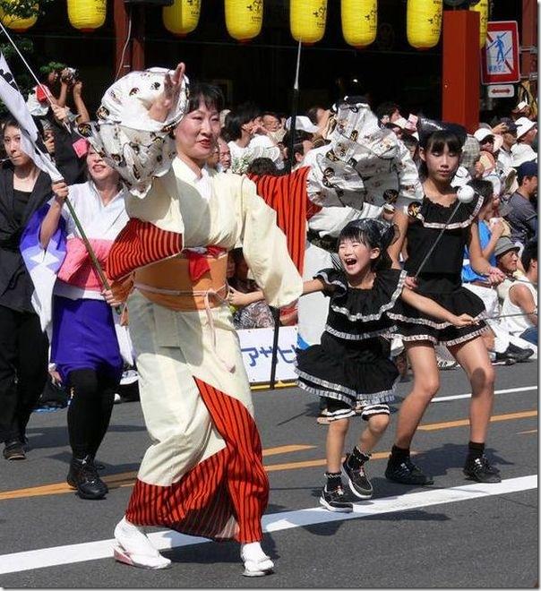 O carnaval no Japão (8)