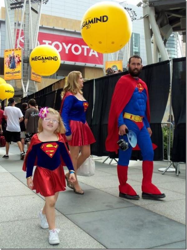 Maior reunião de super-heróis (17)