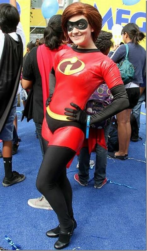 Maior reunião de super-heróis (5)