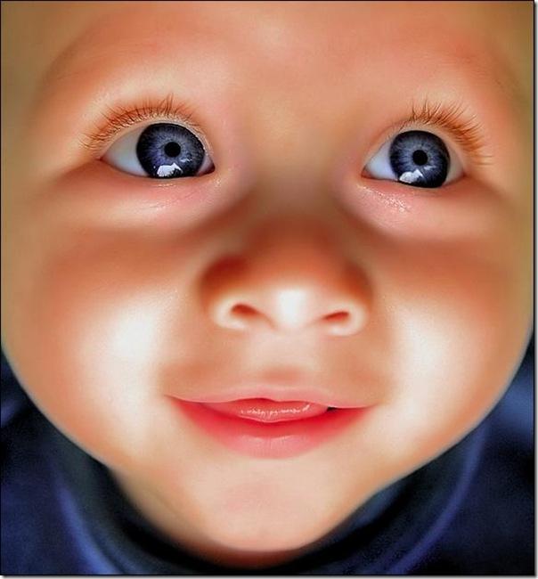 Sorriso inocente