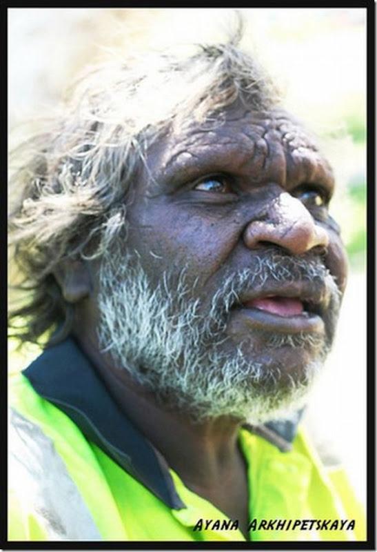 Aborígenes australianos (1)