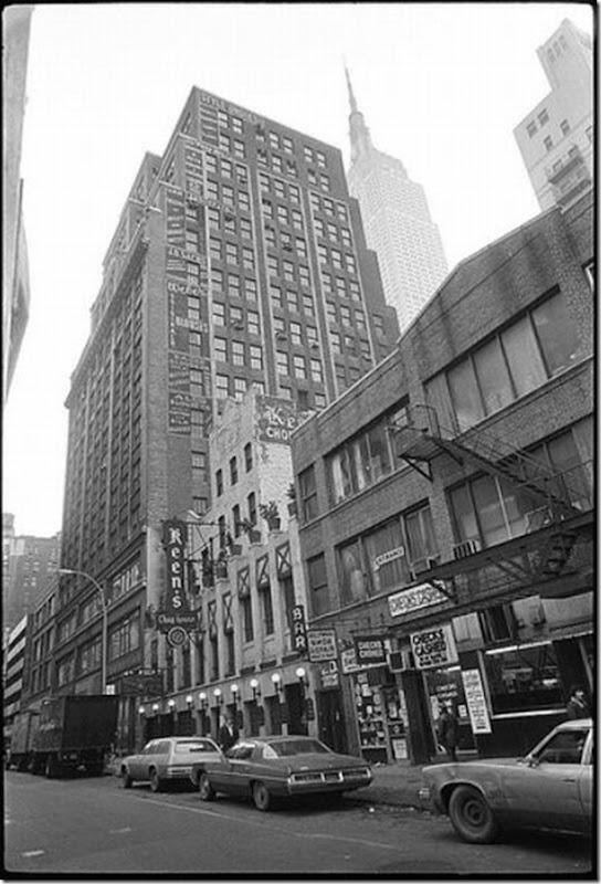 Como era nas ruas de nova york em 1974 (3)