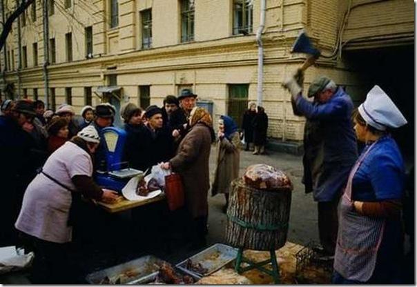 Fotos do passado das pessoas na URSS (25)