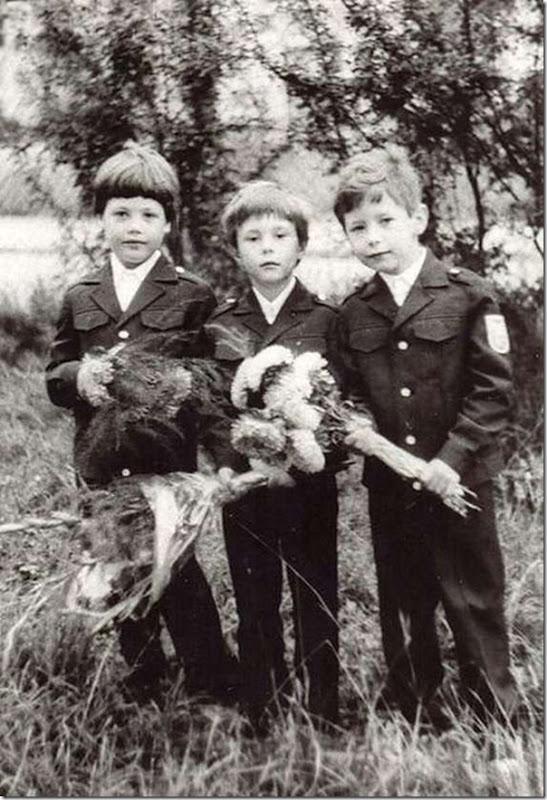 Fotos do passado das pessoas na URSS (7)