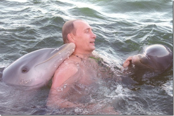 Vladimir Putin e o seu amor pelos animais (14)