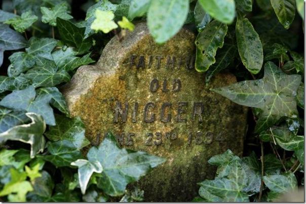 Cemitérios de animais de estimação em Londres (2)