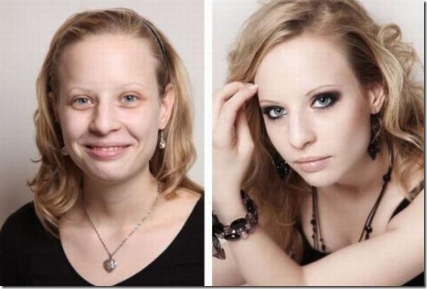 Garotas antes e depios da maquiagem (8)