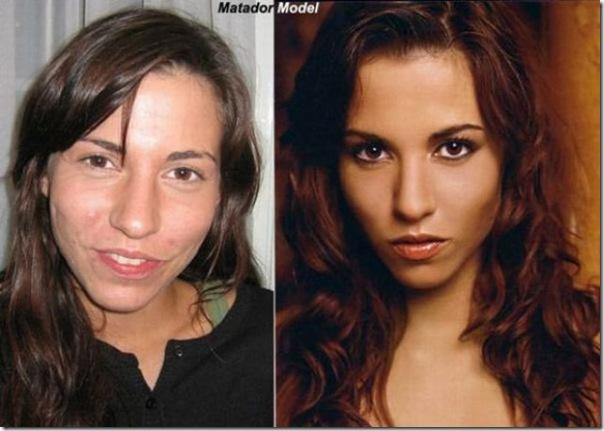 Garotas antes e depios da maquiagem (14)