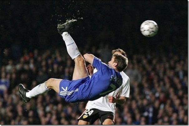 Bons momentos no futebol (4)