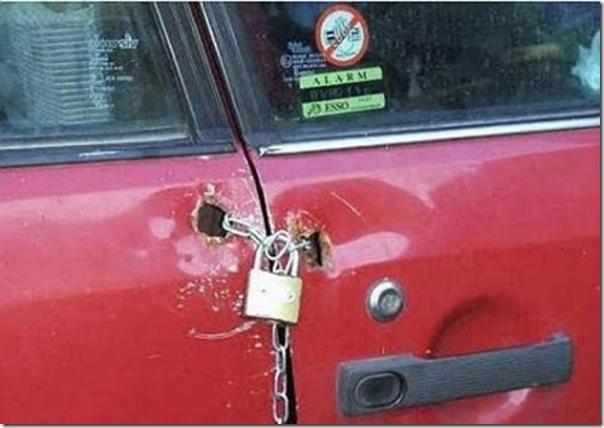 Sistema de segurança dos automóveis (1)