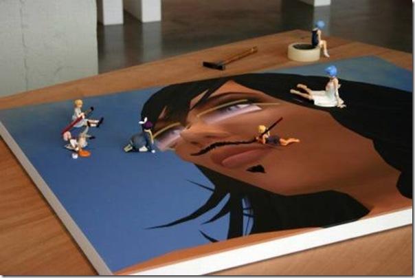 Galeria de arte de quadrinhos (2)