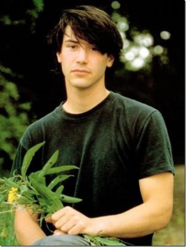 Fotos estranhas de Keanu Reeves (5)