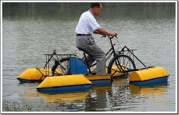 Bicicletas aquáticas (8)