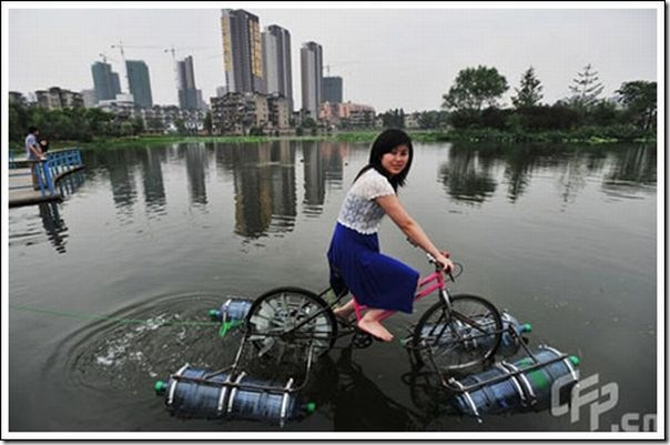 Bicicletas aquáticas (4)