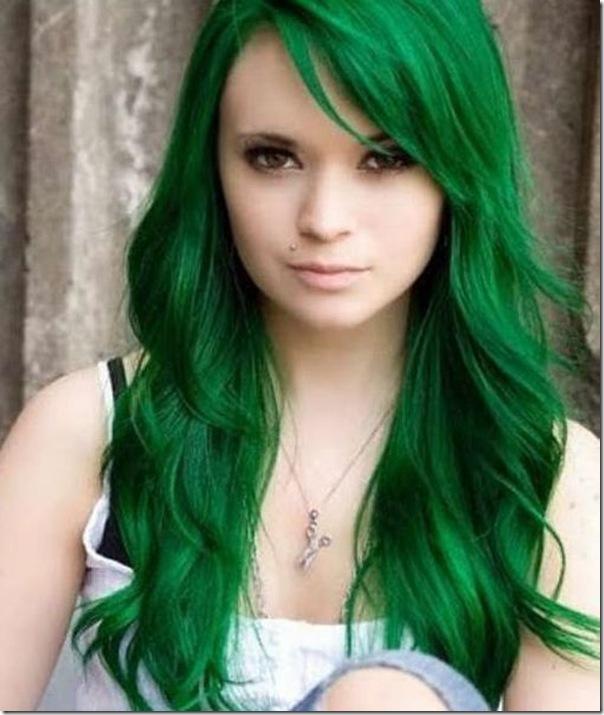 Garotas com cabelos coloridos (8)