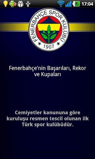 Fenerbahçe İlk'ler ve Rekorlar