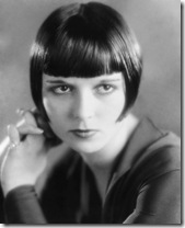 c. 1925: Louise Brooks