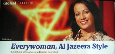 Everywoman, Al Jazeera Style, Smashing stereotypes in Muslim societies