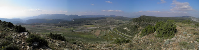 Panoramica de Moratalla