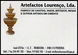 Artefactos Lourenço, Lda.