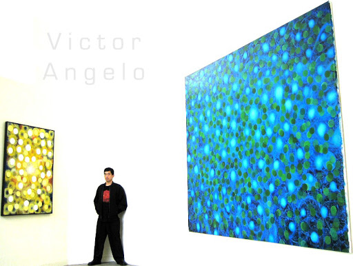 Victor Angelo focus paintings