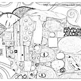 Klimt. El abrazo