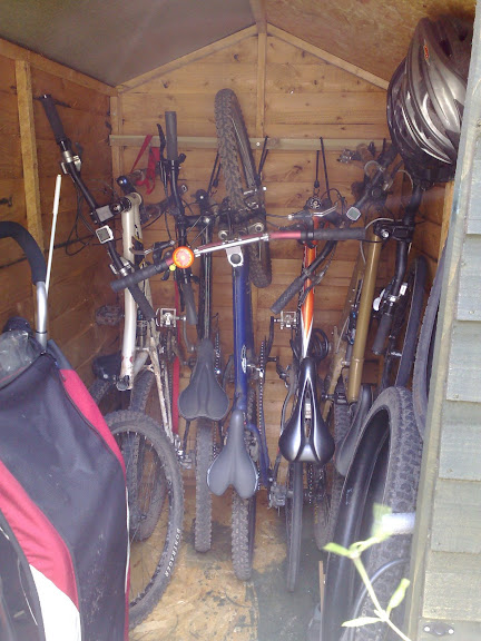 Show Me Your Shed And Clever Storage Options