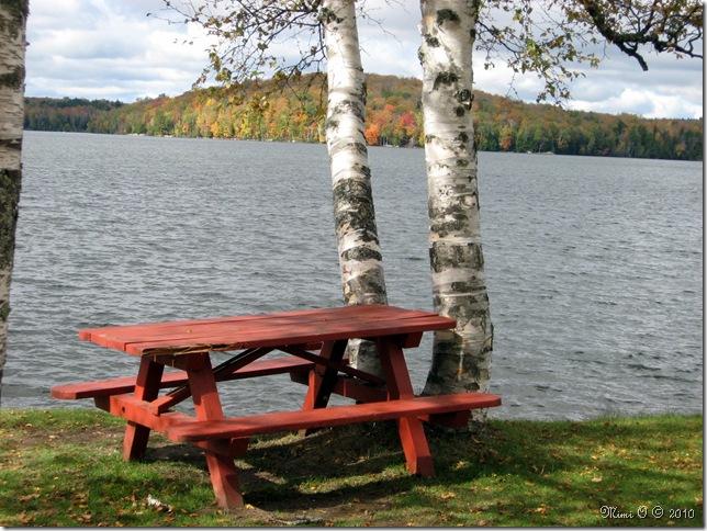 Lake Colby, Adirondack State Park, NY