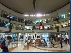City Walk Mall in Delhi